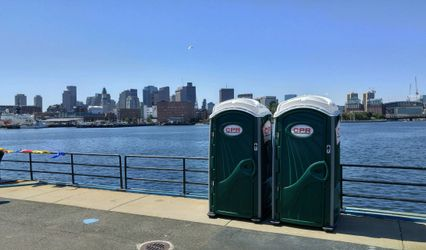 Clean Portable Restrooms