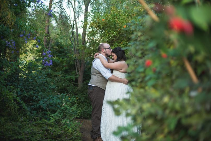 Living Desert Zoo & Gardens wedding