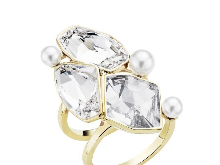Tmx 5417836 As By Jason Wu Mosaic Double Ring Clear Crystal 1 51 999357 Fort Wayne wedding dress
