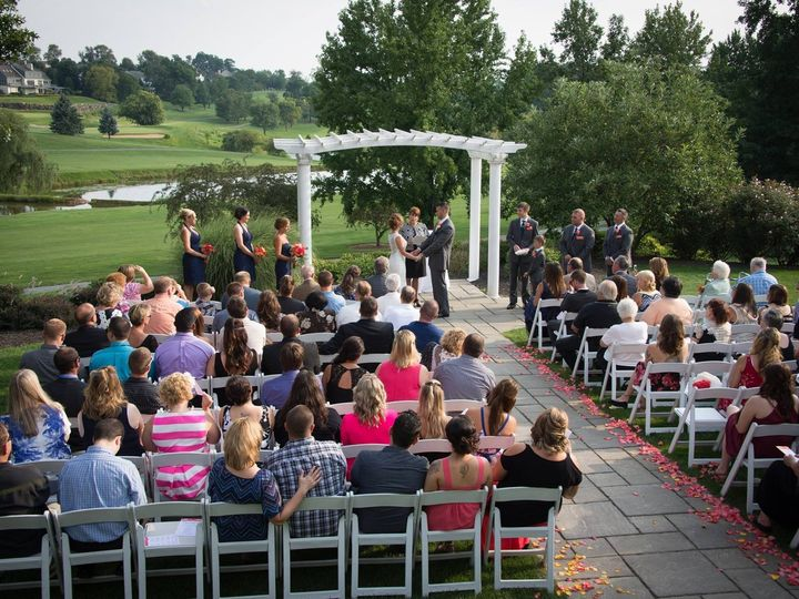 Tmx 1479217415168 Garden Ceremony Site York, PA wedding venue