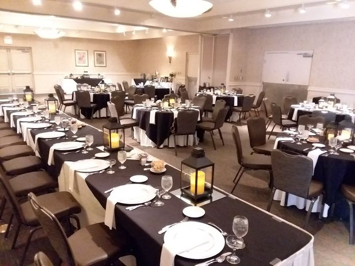 Tmx 1501256533207 Links Ballroom Upgraded Chairs York, PA wedding venue