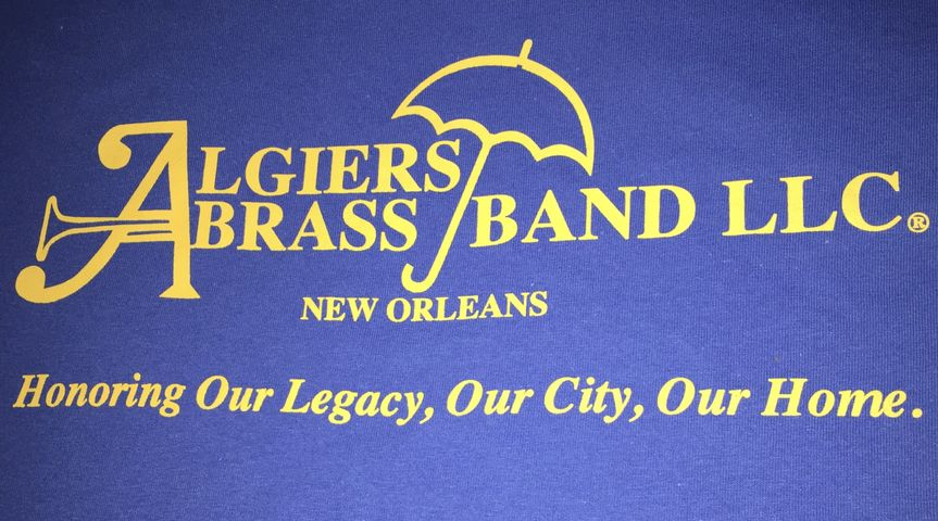 Algiers Brass Band, LLC® Logo