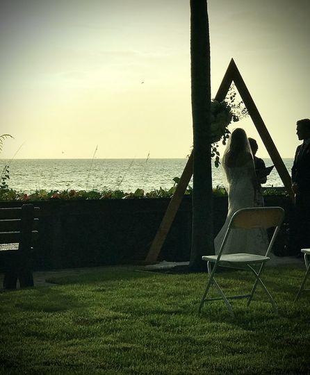 Wedding on the Naples Beach