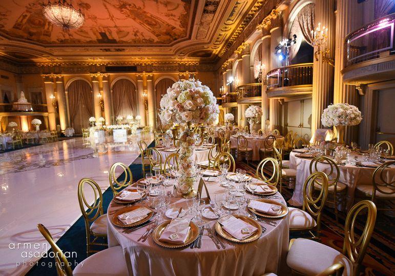Millennium Biltmore Hotel Venue Los Angeles Ca Weddingwire