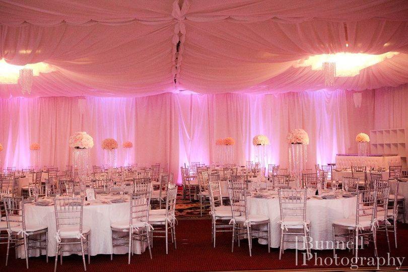 Tented Grand Ballroom