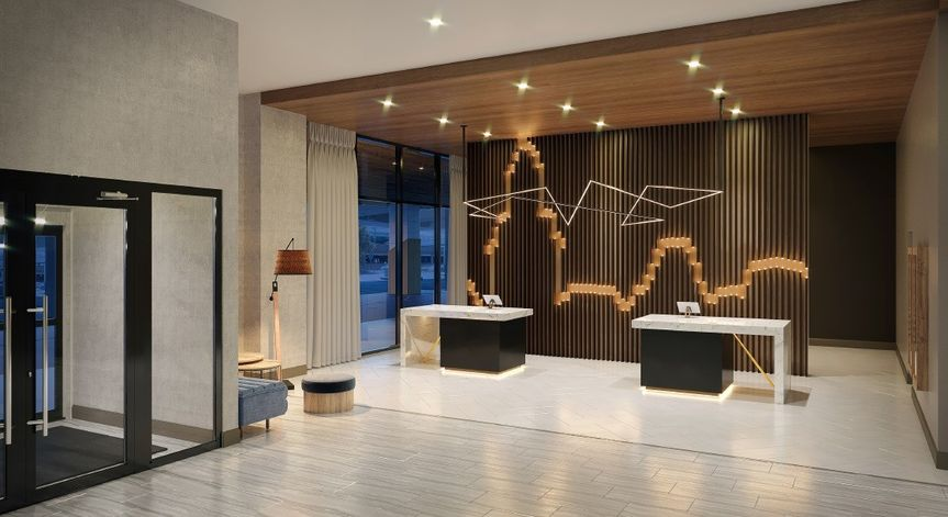 Coming Soon- Hotel Front Desk
