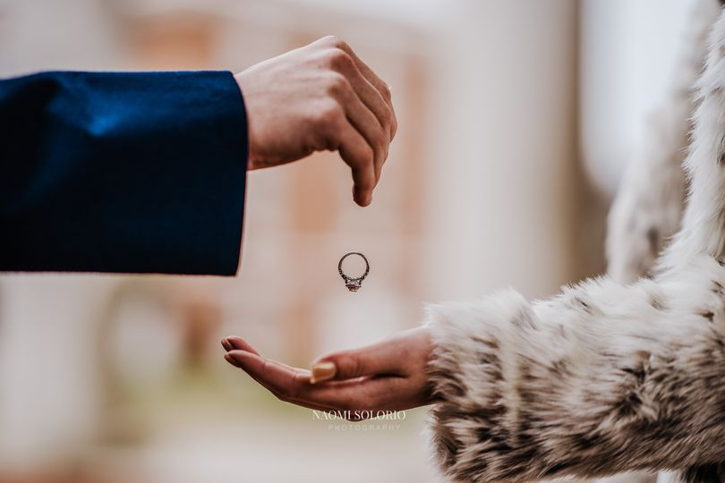 The ring - Naomi Solorio Photography