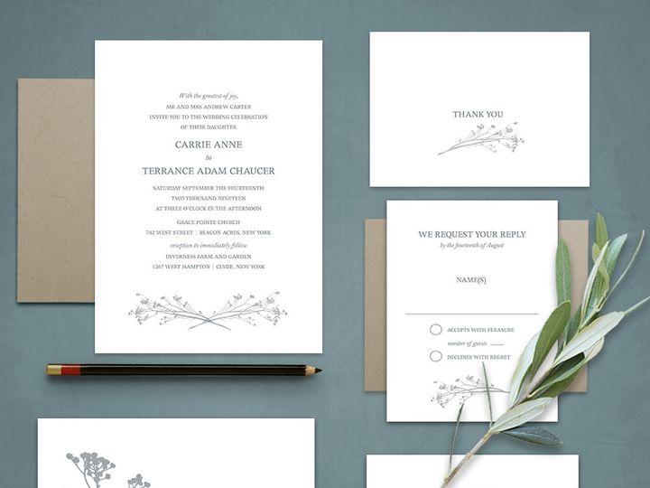 Tmx 2018 Wedding Invitations 51 181457 1561470623 Friday Harbor, WA wedding invitation
