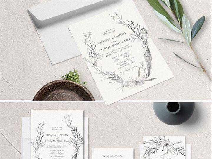 Tmx 2019 Wedding Invitations Copy 2 51 181457 1561470717 Friday Harbor, WA wedding invitation