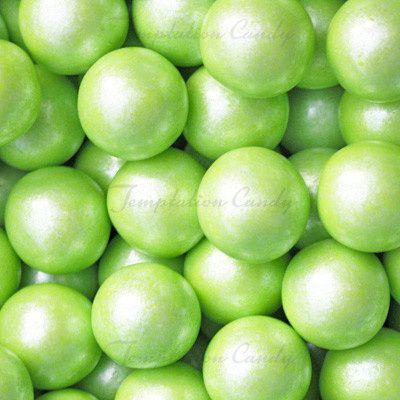 shimmer green gumball