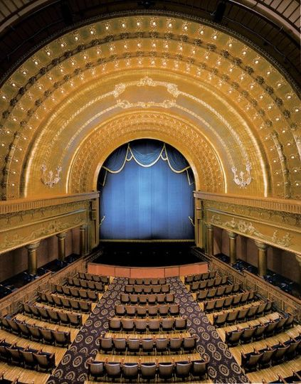 Great Southern Theatre attached to the Westin Columbus