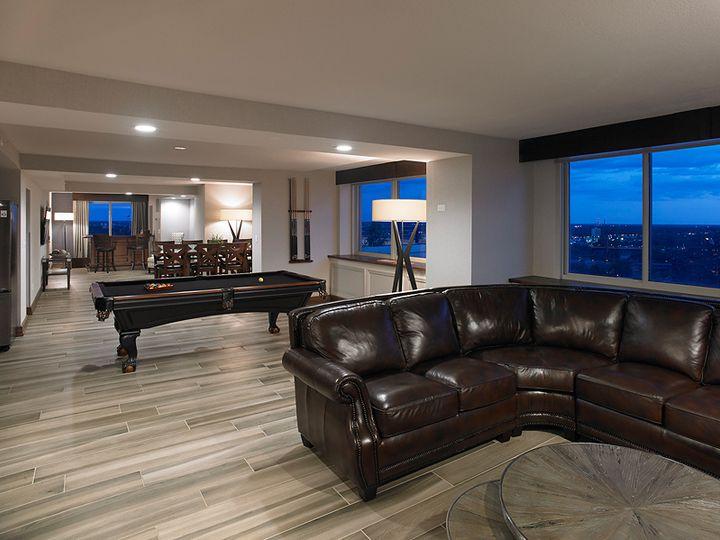 Tmx Rochester Suite Living Area 1 51 142457 Rochester, New York wedding venue