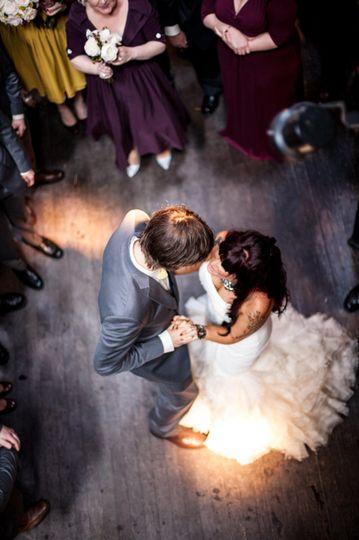 2013 triumph wedding