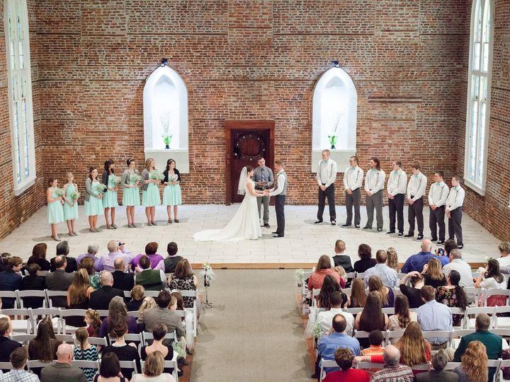 Tmx Beautiful Ceremony At St Thomas Preservation Hall 51 1962457 159037189499692 Greensboro, NC wedding planner