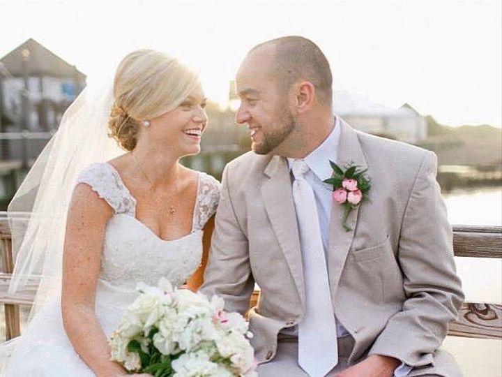 Tmx Bride And Groom On Dock 51 1962457 158843653020139 Greensboro, NC wedding planner