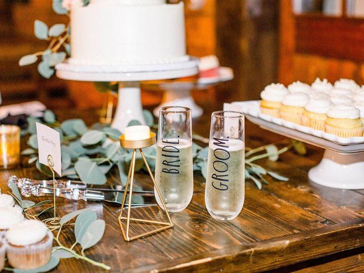 Tmx Bride And Groom Short Champagne Glasses 51 1962457 159036997456814 Greensboro, NC wedding planner