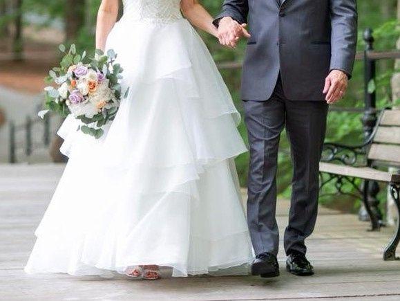 Tmx Bride And Groom Walking 51 1962457 159037409972150 Greensboro, NC wedding planner