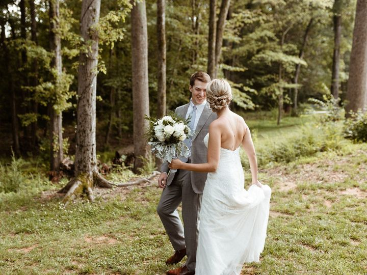 Tmx Groom Sees Bride For First Time 51 1962457 159037361869657 Greensboro, NC wedding planner