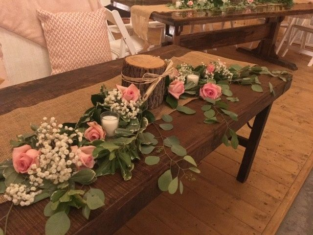Tmx Sweetheart Table Decorated With Greenery And Pink Roses Copy 51 1962457 159037377375350 Greensboro, NC wedding planner