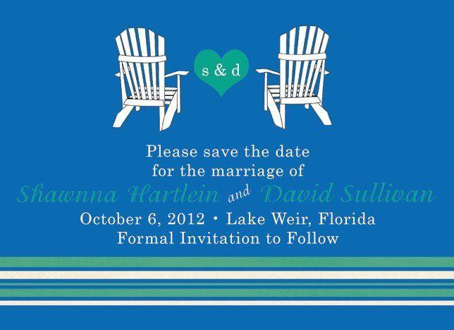 Tmx 1358434762881 5292763458835554585931896945215n Ocala, FL wedding invitation