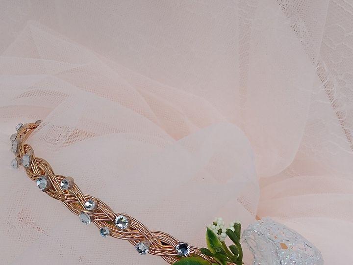 Tmx Headband 1 51 1972457 159225610610594 Gahanna, OH wedding florist