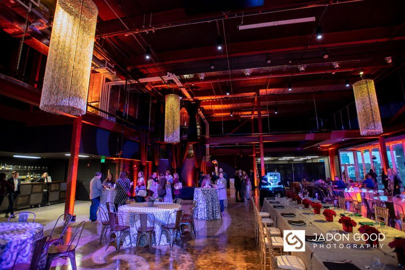 Reception - Photo courtesy of jadon good