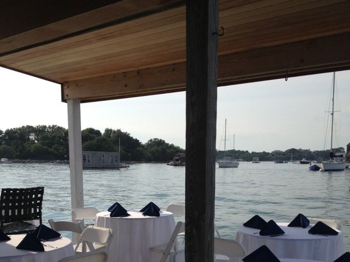 Tmx 1354560970772 BoatHouseCatering Falmouth wedding catering