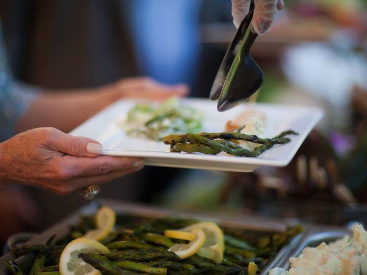 Tmx 1382629071482 Jeremy  Katie   Goat Cheese Mashed And Fire Roasted Asparagus Falmouth wedding catering