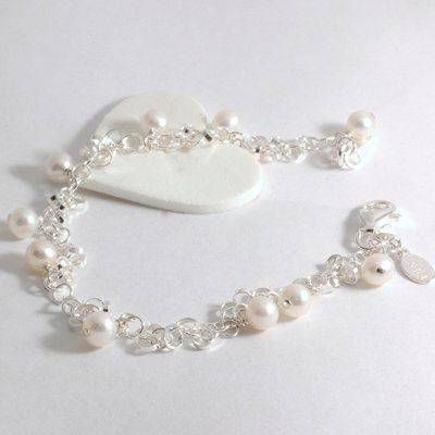 Tmx 1315144776384 Pearlringletbrac  wedding jewelry