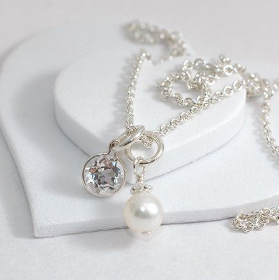 Tmx 1358220389269 Whttopazpearl  wedding jewelry