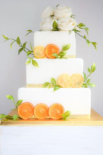 Summer Citrus Cake