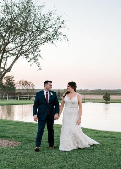 Fenter wedding - Eberley Brooks Event Center