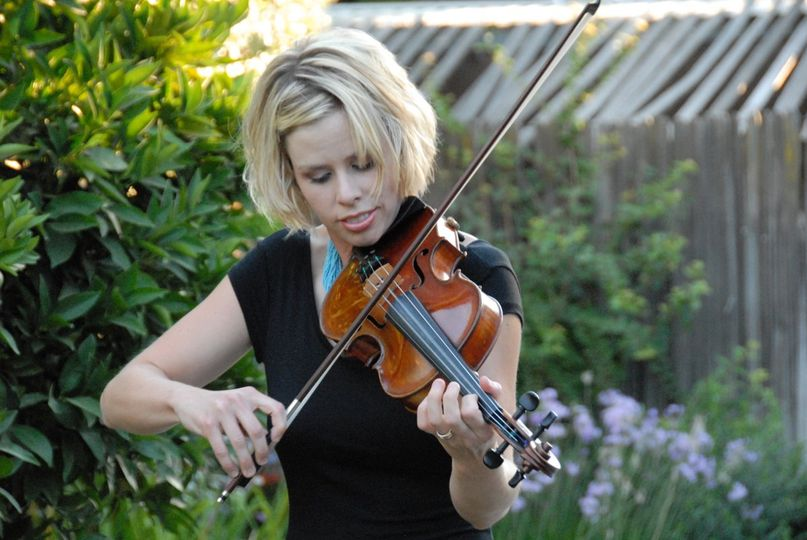 Solo Violin can be a great touch for an intimate family wedding