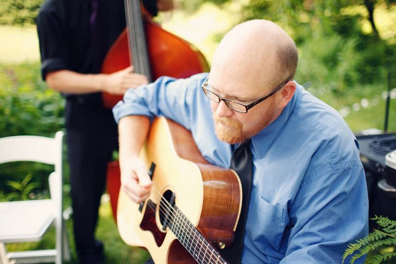 So many of our most popular wedding songs feature guitar.  From Ed Sheehan to John Mayer to the...
