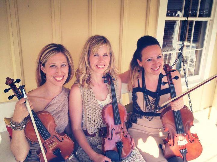 Effesenden Music: musicians for a wedding