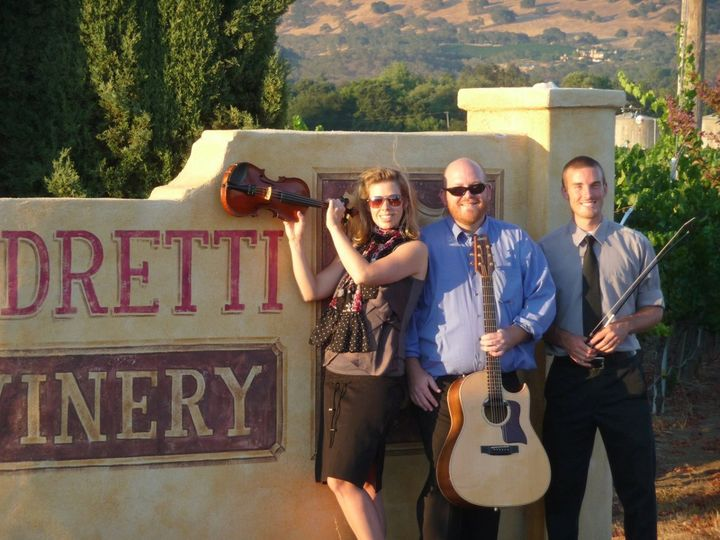 Tmx 1357231977940 AndrettiWineryTrio1 Portland, OR wedding ceremonymusic