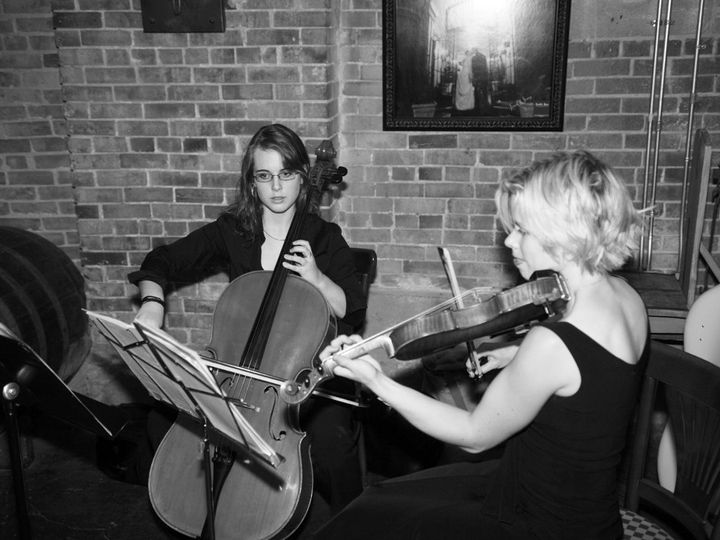 Tmx 1357676242958 PazzoViolinCelloBW Portland, OR wedding ceremonymusic