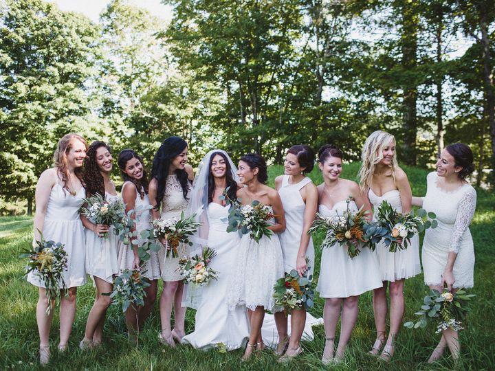 Tmx 1455989892063 Nuland Wedding 220 Amesbury, Massachusetts wedding beauty