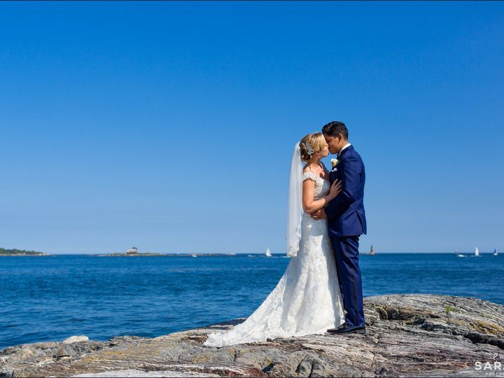 Tmx 1475029405169 Km New Castle Nh Great Island Common Wentworth By  Amesbury, Massachusetts wedding beauty