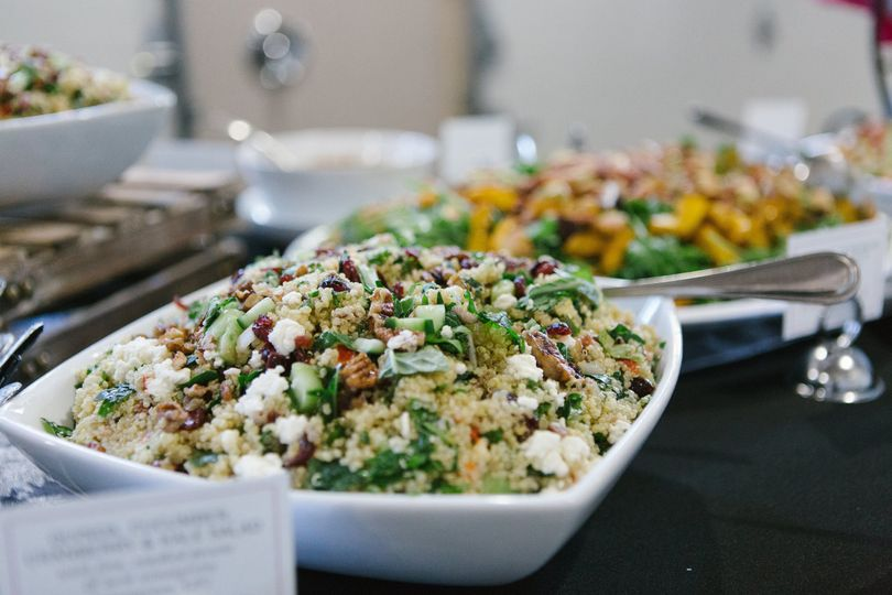 Citrus quinoa salad   Forks & Corks Catering