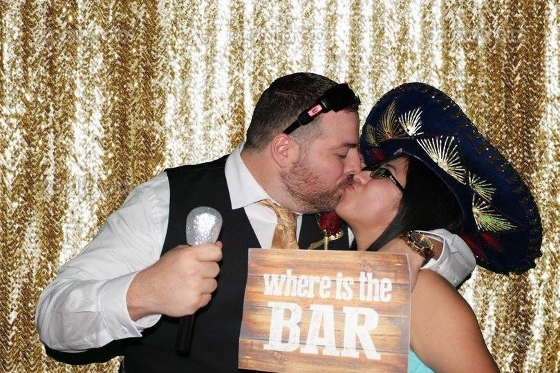 wedding photo booth mcallen texas