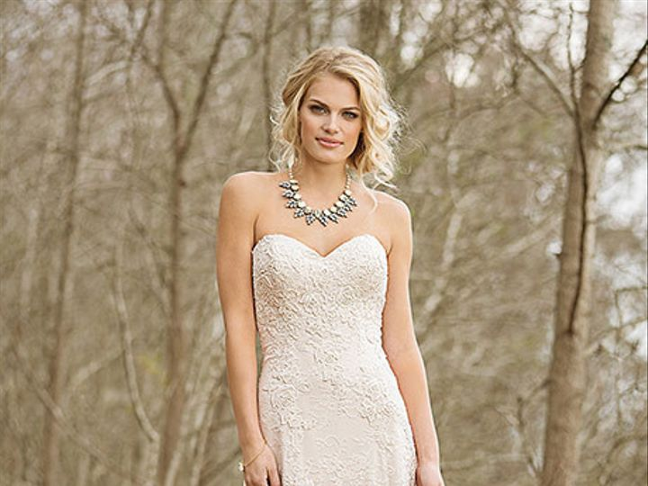 Tmx 1489774123454 Lillian West 6466 West Boylston wedding dress