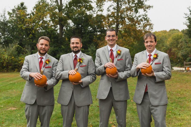 Wrights Mill Farm Wedding CT