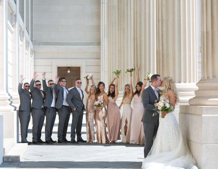 Yale New Haven Wedding