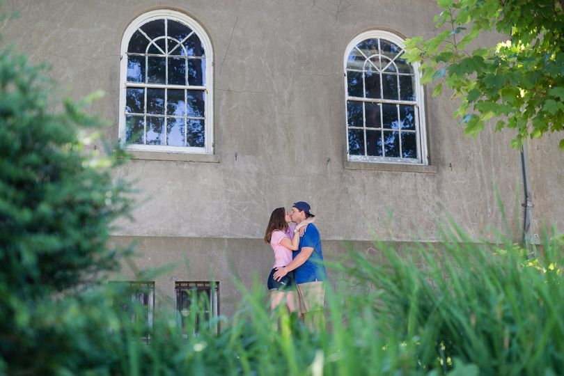 Harkness Park Engagment