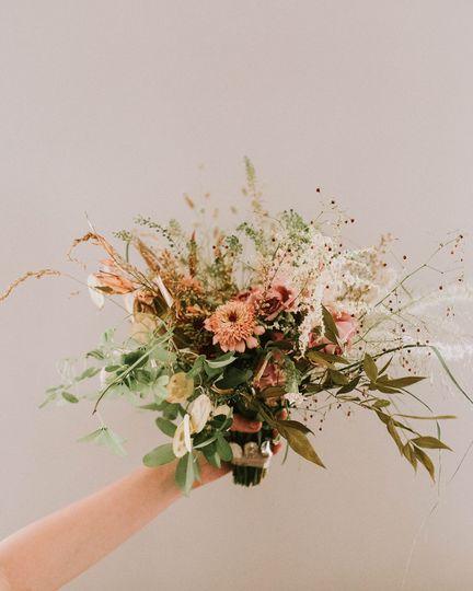 Wildflower Bouquet- 6/2/19