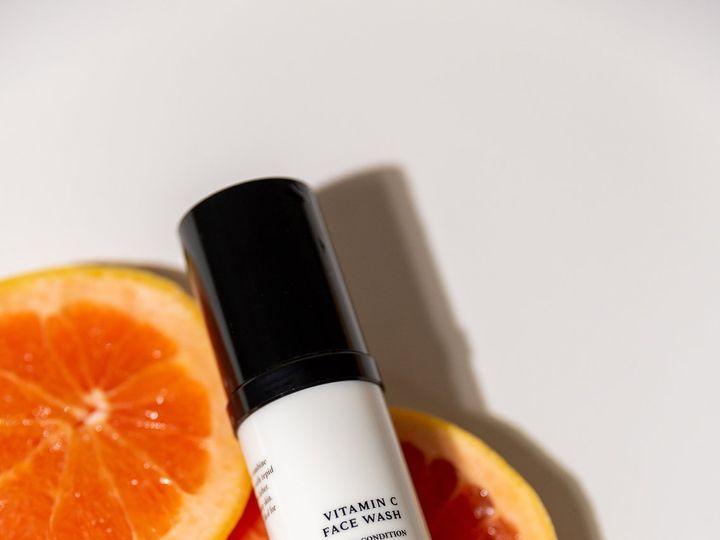 Tmx Vitamin C Face Wash Grapefruit 2 51 1009457 159431569744884 West Hollywood, CA wedding beauty