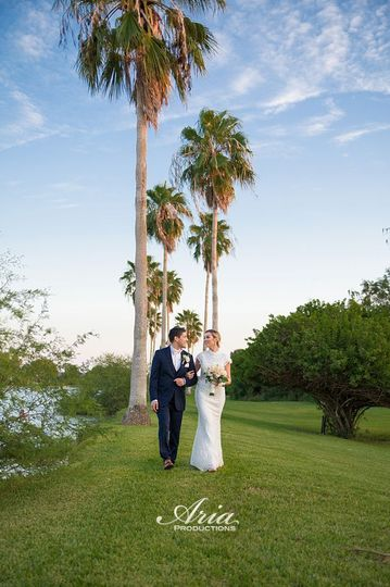 Aria Productions, Rancho La Pergola Destination Wedding Portraits.