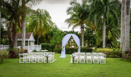 Villa by Chic Events Jamaica 1