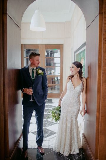 Hipster New Orleans Wedding